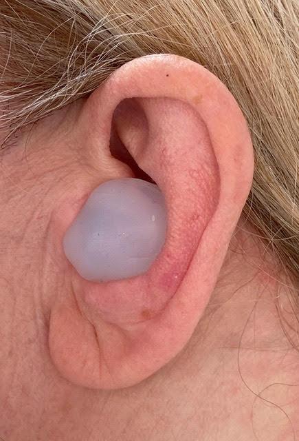 Ear plug 8