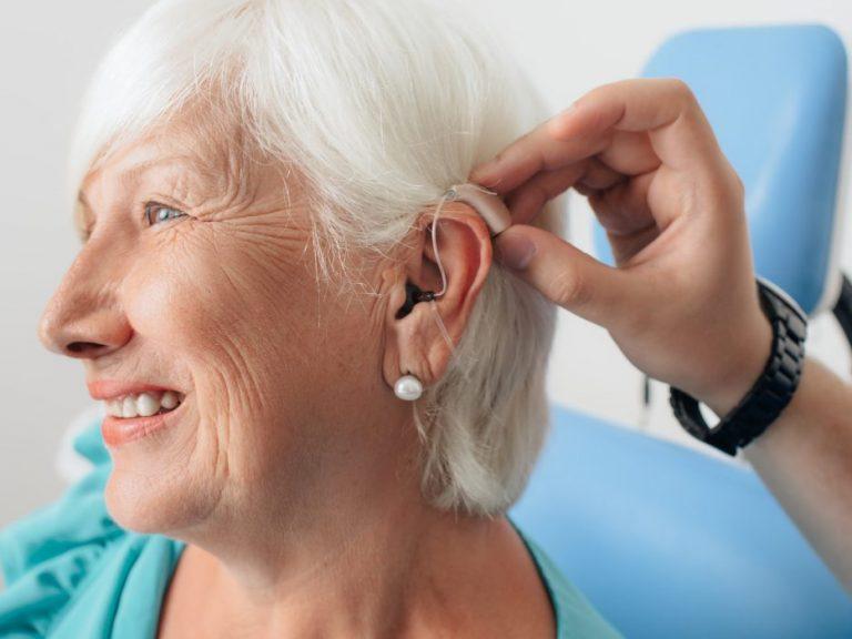 JEC Hearing aid